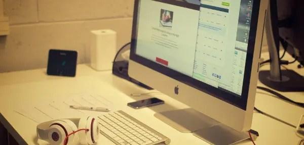 iMac macOS インストール