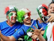 teste di calcio tifosi italiani