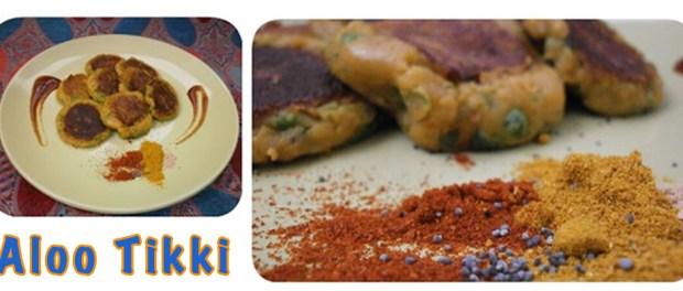 aloo-tikki la ricetta indiana facile