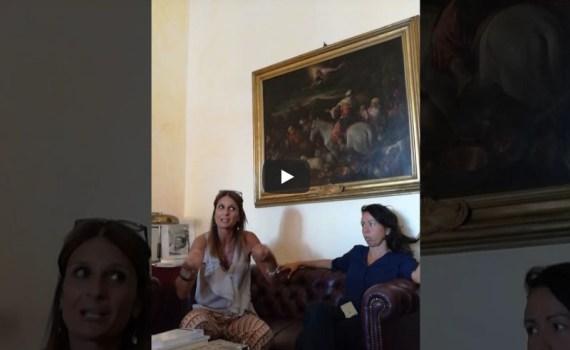 Video incontro con onorevole Malpezzi 12-07-2017