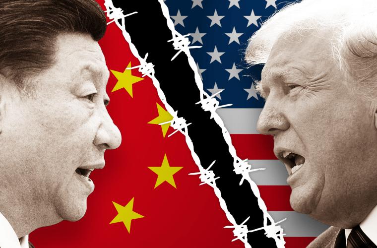 Donald Trump Xi Jinping Cina Usa capitalismo politico