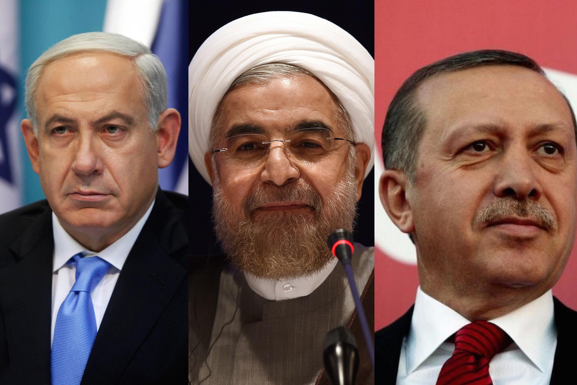 Israele Iran Turchia