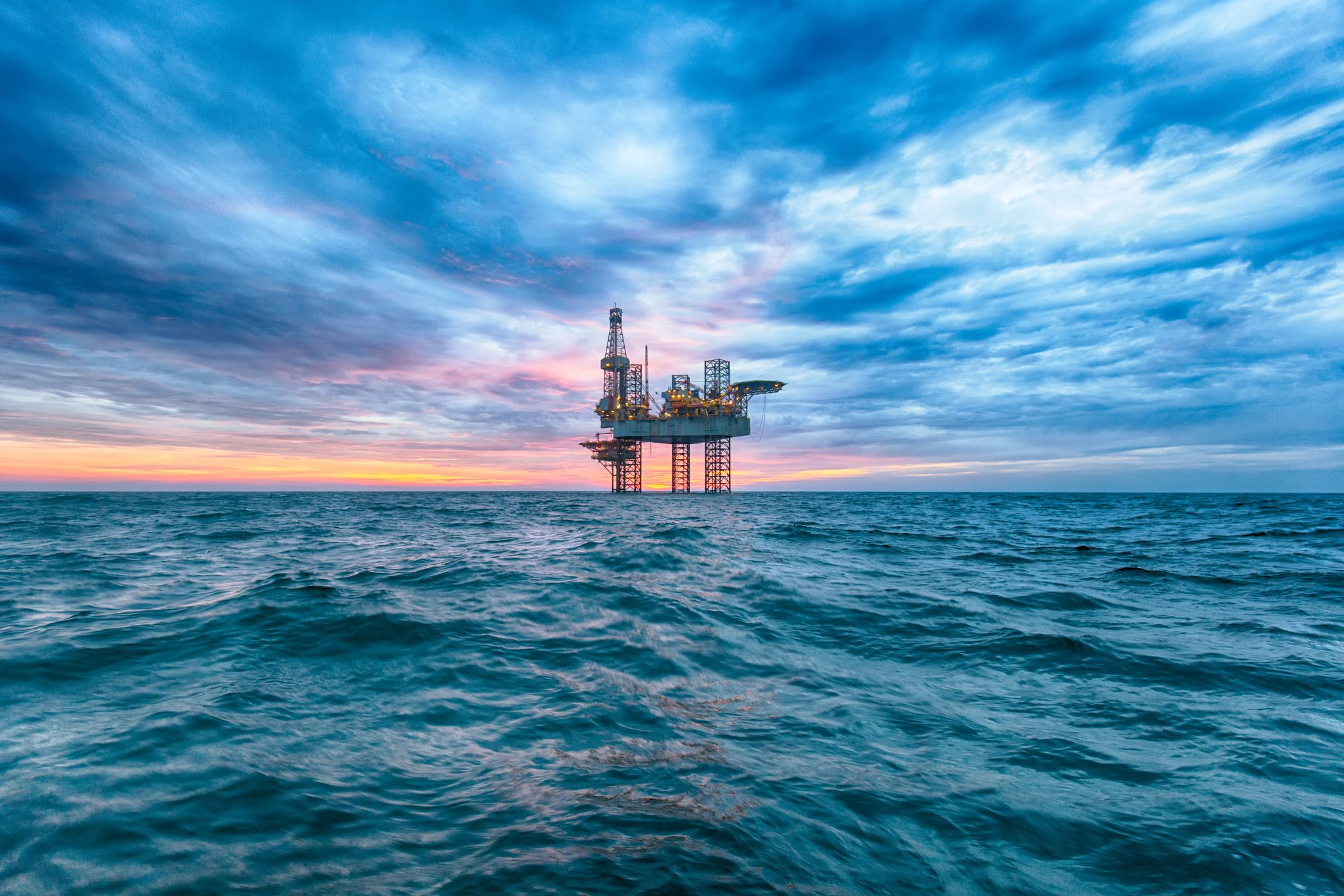 gas naturale Europa Mediterraneo