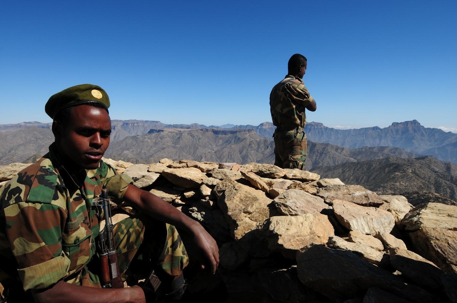 Etiopia guerra