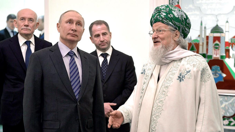 Putin Islam