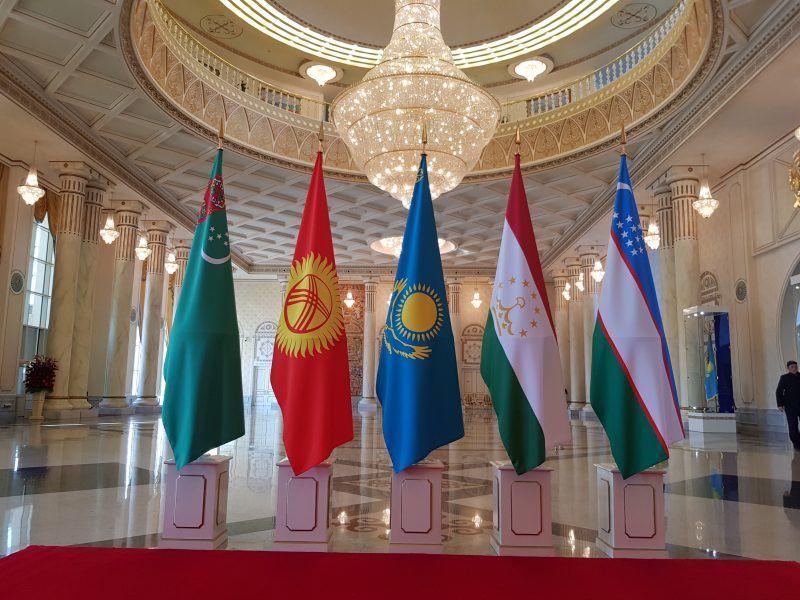 Asia centrale