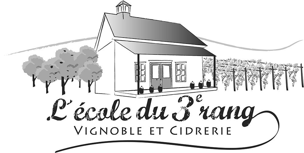 École du 3e rang | Vignoble et cidrerie