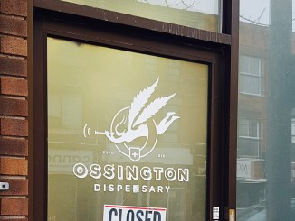 Ossington Dispensary Closed