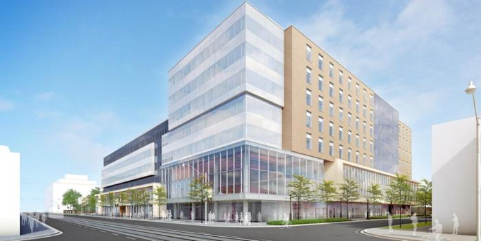 CAMH new development