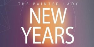 Painted Lady new year's