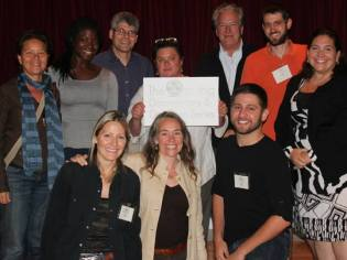 The ODDS Committee after Dear Governor Cuomo Screening
