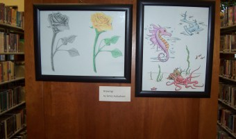 September Art Display