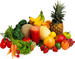 Fruits and Vegetables Improve Detoxification