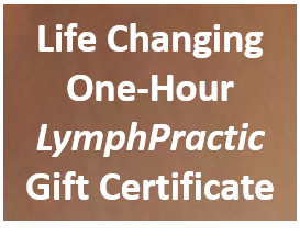 One Hour LymphPractic Gift Certificate