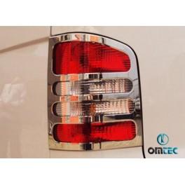 Ornamente inox lampa stop Vw T5 Transporter 2004+