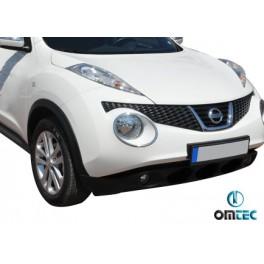 Ornamente inox proiectoare Nissan Juke 2011-2014