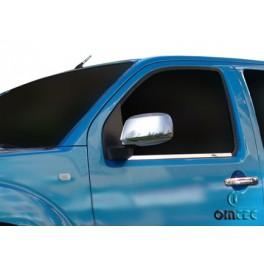 Capace oglinzi inox Nissan Navara 2006+