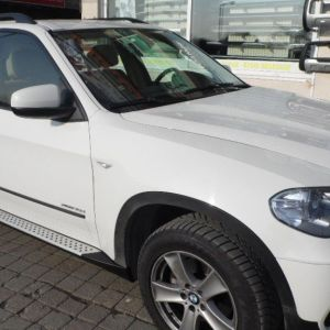 Praguri laterale originale BMW X5 2007+ E70