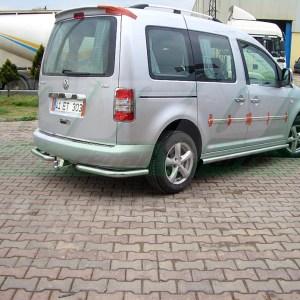 Bara protectie spate (coltare) inox Vw Caddy 2004-2010 cod AK003 Mars