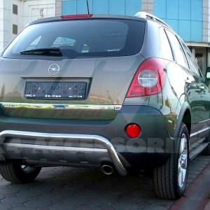 Bara protectie spate inox Opel Antara 2007+ cod AK007 Moon