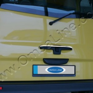 Ornament inox maner haion Renault Trafic 2004-2014