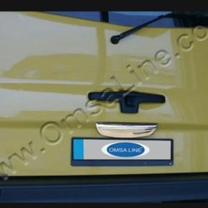 Ornament inox numar haion Renault Trafic 2004-2014