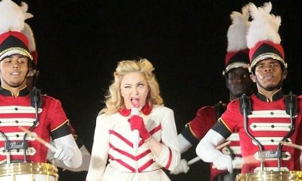 Conoce los números del MDNA Tour de Madonna