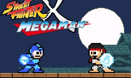 Mega Man y Street Fighter vuelven en 8-bits!