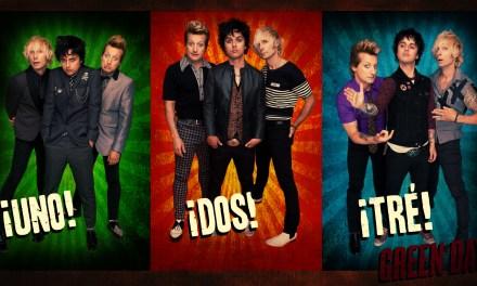 Escucha el disco «Tré» de Green Day