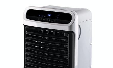 THOMAS: Enfriador de aire, una solución perfecta para los días de calor