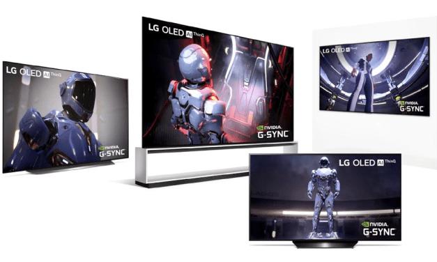 LG hace realidad el sueño de los creadores, dando vida al cine, deportes y videojuegos