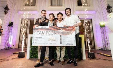 """""""Comunió"""" fue el coctel elegido campeón por jurado y asistentes al TORNEO MITJANS 2020"""
