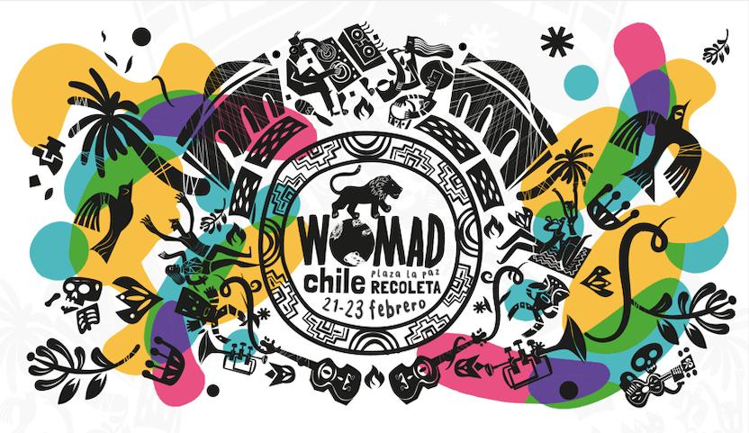 Peter Gabriel dio a conocer el line up de Womad Chile 2020