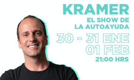 Noches de verano: Kramer y su ¡Autoayuda! llega a Viña