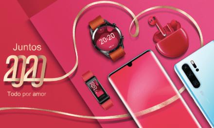 Huawei lanza los FreeBuds 3 en un exclusivo color rojo y con llamativa oferta de San Valentín