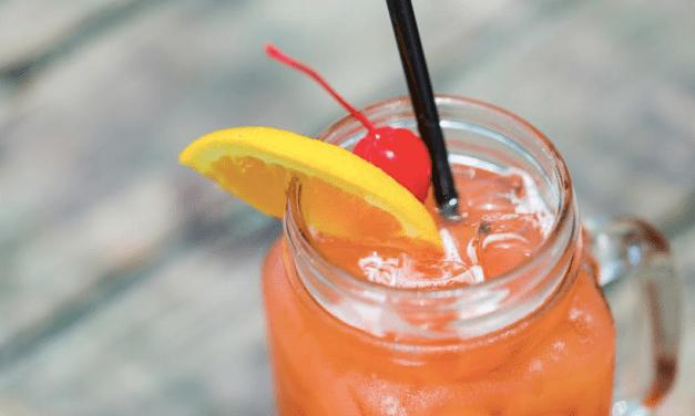 Aruba Ariba, el cóctel caribeño para refrescarse este verano