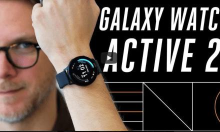 The Verge eligió al Active2 de Samsung como el mejor smartwatch para usuarios Android