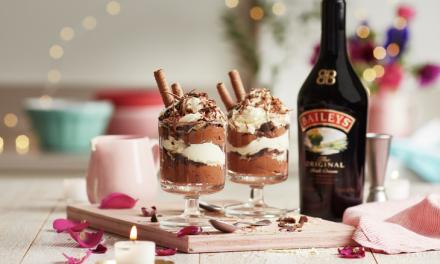 Dulce tentación: Baileys Dreamy Chocolate Mousse