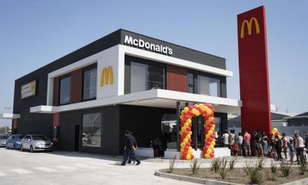 McDonald's amplía su operación en Chile con moderno restaurant en Lampa
