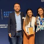 """P&G Chile reconocido con """"Premio Experiencia 2019"""" por su destacada participación en actividades de empleabilidad con alumnos de la UAI"""