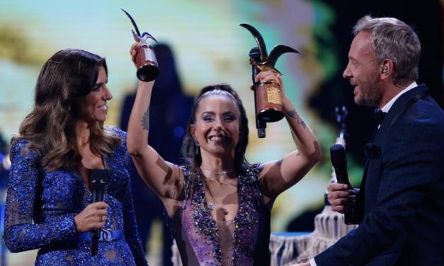 Denise Rosenthal es ovacionada y triunfa en Festival de Viña del Mar