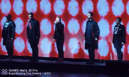 Backstreet Boys dieron cátedra de Pop en su primer concierto regreso en Chile