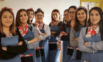 #8M: Mujeres valdivianas elaboraron su propia cerveza artesanal