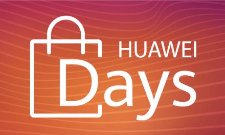 Vuelven los Huawei Days con grandes promociones para este fin de semana