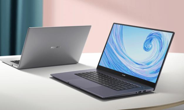 5 razones para escoger los notebooks de la nueva Serie MateBook D de Huawei