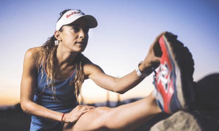 Valentina Carvallo se lanzó con rutinas por Instagram tres veces a la semana para entrenar desde la casa
