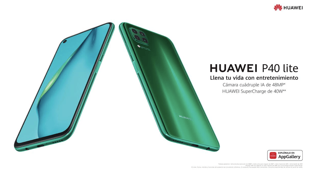 HUAWEI P40 lite, el smartphone gama media que dará que hablar este 2020