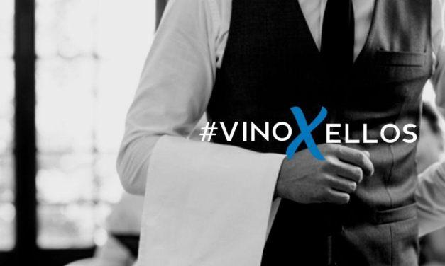 Viñas chilenas lanzan campaña #VinoXellos, en directa ayuda de mozos y garzones