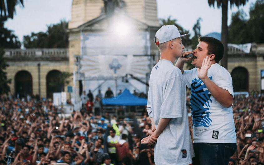 Batalla realizada en Chile es la más vista en internet por los fanáticos del hip hop freestyle