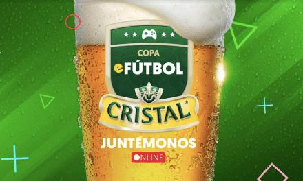 Copa eFútbol Cristal: Ganador disputará la final contra Gary Medel